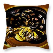 Libraritorium Throw Pillow