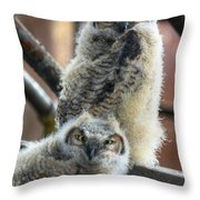 Life After People Throw Pillow