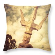 Life Happens Throw Pillow