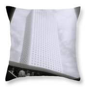 Life In Hong Kong Throw Pillow