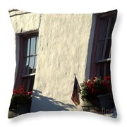 Life In The South Throw Pillow