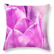 Life Is Full Of Beauty Throw Pillow
