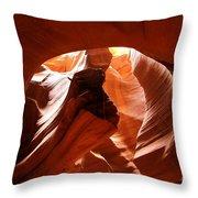 Light Curve Throw Pillow