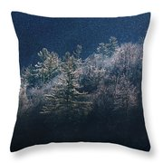 Light Play Throw Pillow