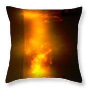 Light Spirit Throw Pillow