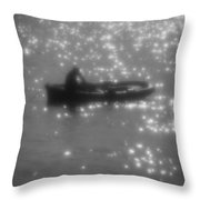 Light Surface Throw Pillow