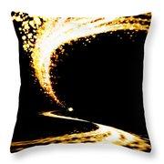 Lighting Explosion Throw Pillow