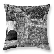 Lincoln Bridge IIi Throw Pillow