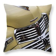 Lincoln Grille Throw Pillow
