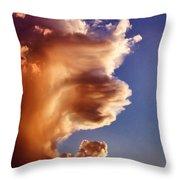 Lion King Cloud Throw Pillow