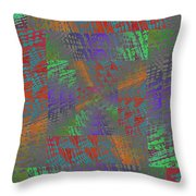 Listen To What I Have To Say Throw Pillow