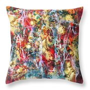 Live To Give Throw Pillow