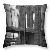 Live Wire Throw Pillow