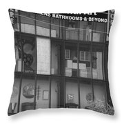 Living With Art Throw Pillow
