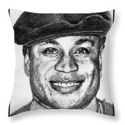 Ll Cool J In 2010 Throw Pillow