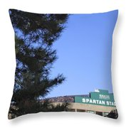 Loaded Throw Pillow