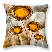 Lollipop 1 Throw Pillow