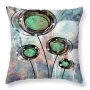Lollipop 3 Throw Pillow