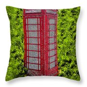 London Calling 2012 Throw Pillow