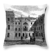 London: Foreign Office Throw Pillow
