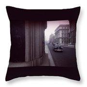 London Dawn Throw Pillow