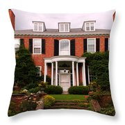 Long Hill Throw Pillow