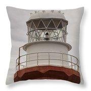 Long Point Lighthouse Throw Pillow