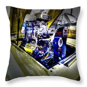 Look At The Size Of That Engine Throw Pillow