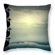 Look Out Throw Pillow by Joana Kruse