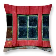 Look Throught Any Window Throw Pillow