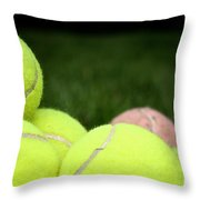 Looking For Action Throw Pillow