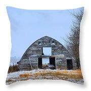 Looking Threw Throw Pillow