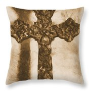 Lord Have Mercy 2 Throw Pillow
