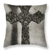 Lord Have Mercy 4 Throw Pillow