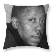 Lorenzo Walker Throw Pillow