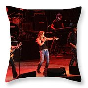 Los Angeles Sept 11 Concert Throw Pillow