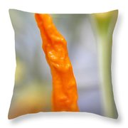 Losing Life Battle Throw Pillow