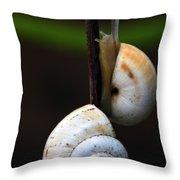 Love Affair Throw Pillow by Stelios Kleanthous
