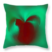 Love Effusion Throw Pillow