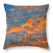 Love From Above Throw Pillow