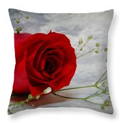 Love Is Everlasting Throw Pillow
