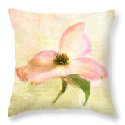 Love Letter Vi Throw Pillow