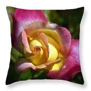 Love N Peace Throw Pillow