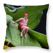 Love To Play Throw Pillow