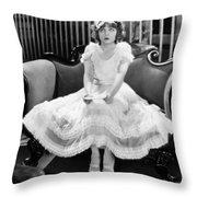 Loves Wilderness, 1924 Throw Pillow