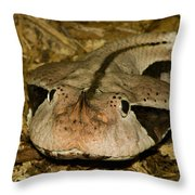 Lower Than Low Throw Pillow