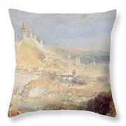 Lucerne From The Walls Throw Pillow