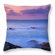 Lumaha'i Peace Throw Pillow