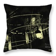 Luminaires - Paris - France  Throw Pillow