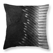 Lumiwall X Throw Pillow